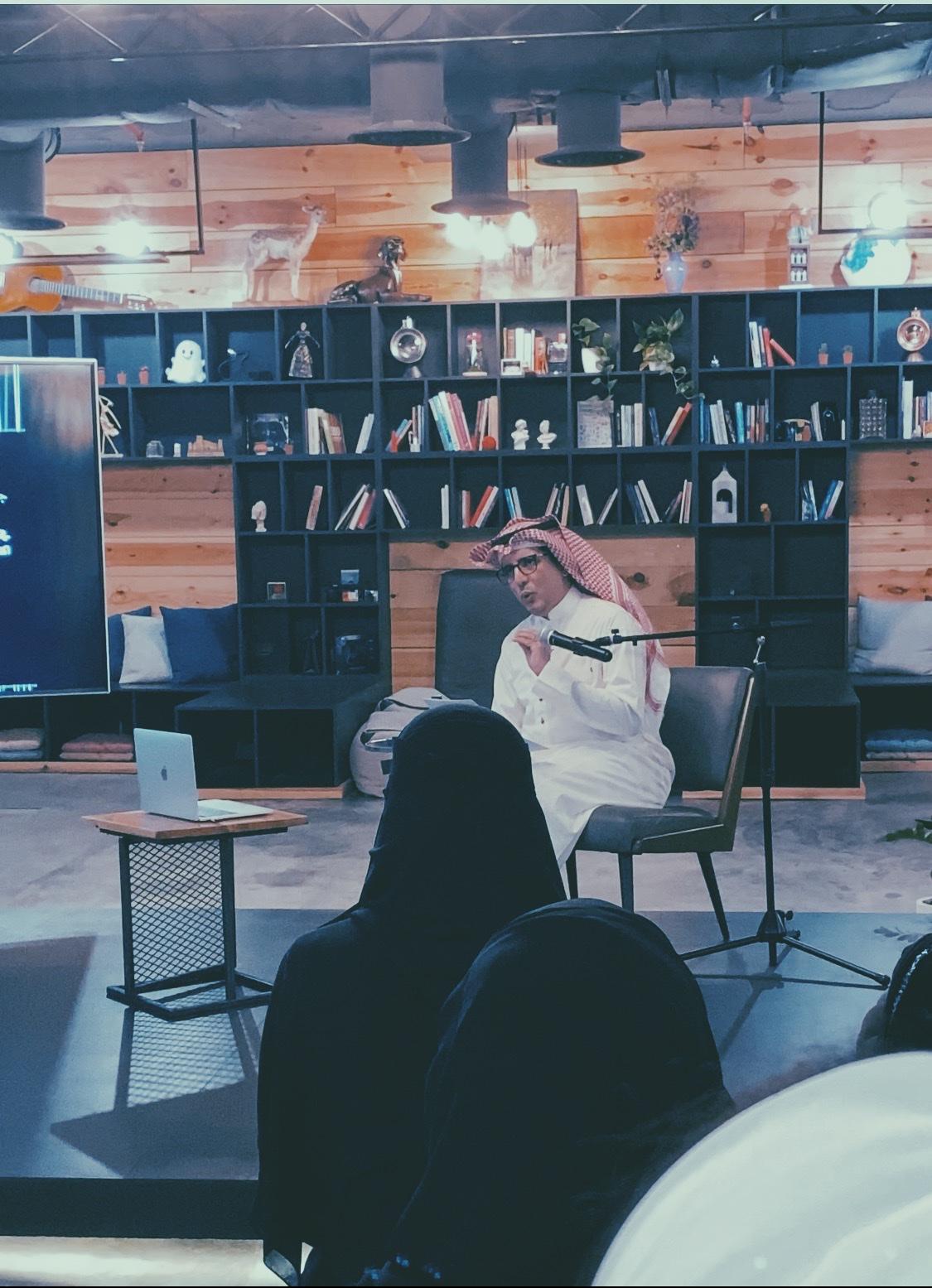 """الدكتور خالد اليحيا في لقاء """"شاي"""""""