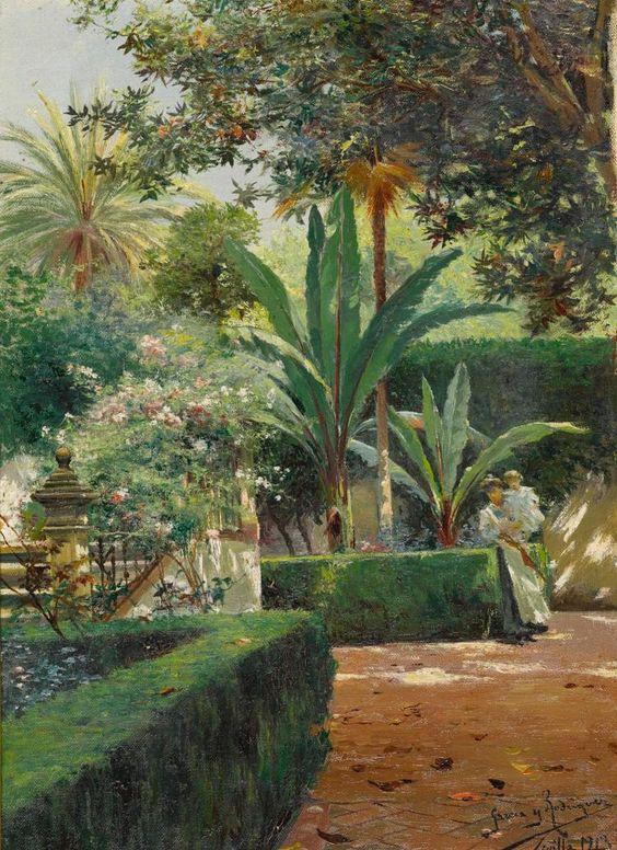 MANUEL.GARCÍA.RODRÍGUEZ.A.Garden.in.Seville